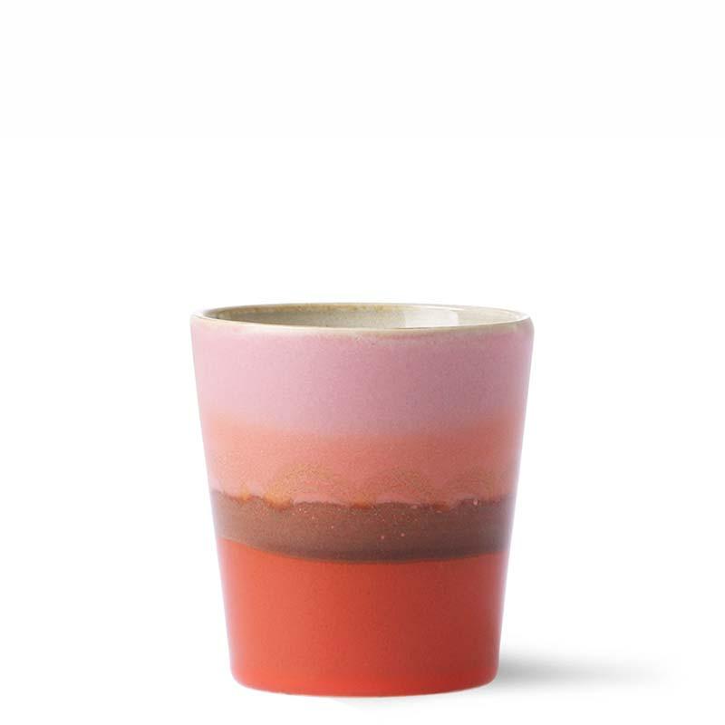 hk living Hk living krus, ceramic 70's, mars på superlove
