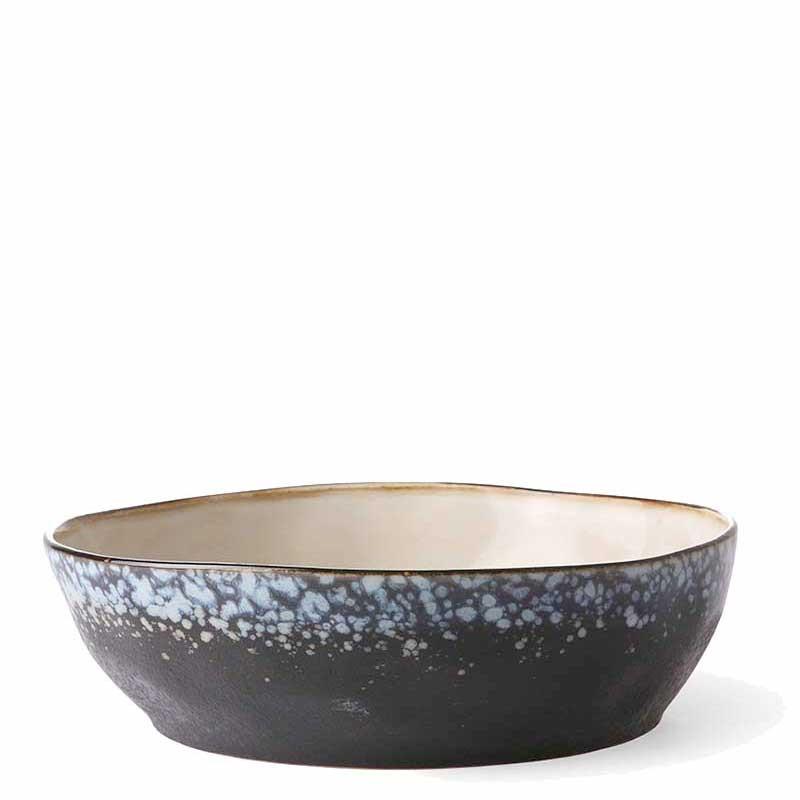 hk living Hk living pasta skåle, ceramic 70's sæt af 2, galaxy fra superlove