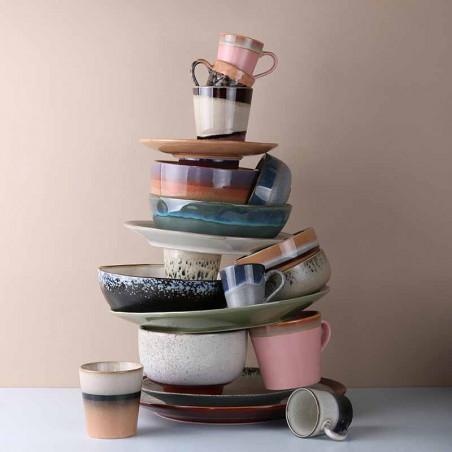 HK Living 70's Ceramic - Retro keramik