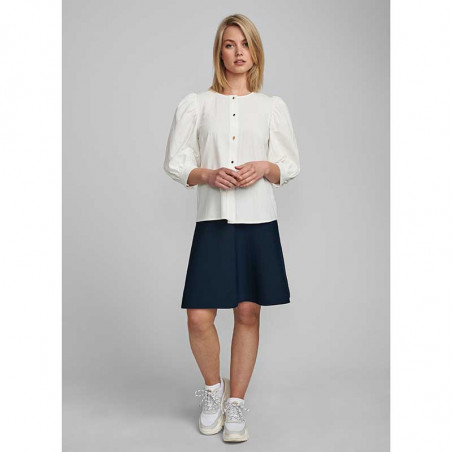 Nümph Bluse, Nubunny, B White numph bluse nümph skjorte numph skjorte look
