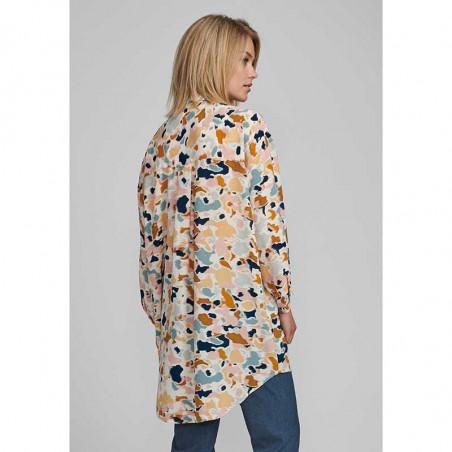Nümph Skjorte, Nubegonia, Citadel numph skjorte nümph kjole numph kjole på model set bagfra