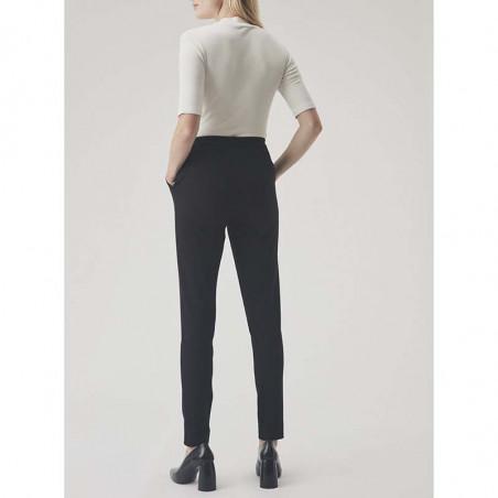 Modström Bukser i sort, Tanny pants look bagside, Black