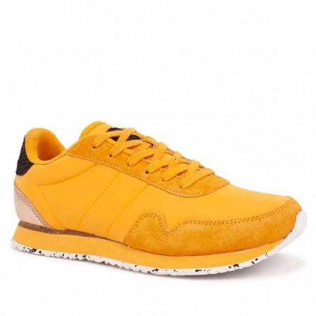 Woden Sneakers dame, Nora IlI, Autumn Blaze side woden sko dame woden sko forhandler