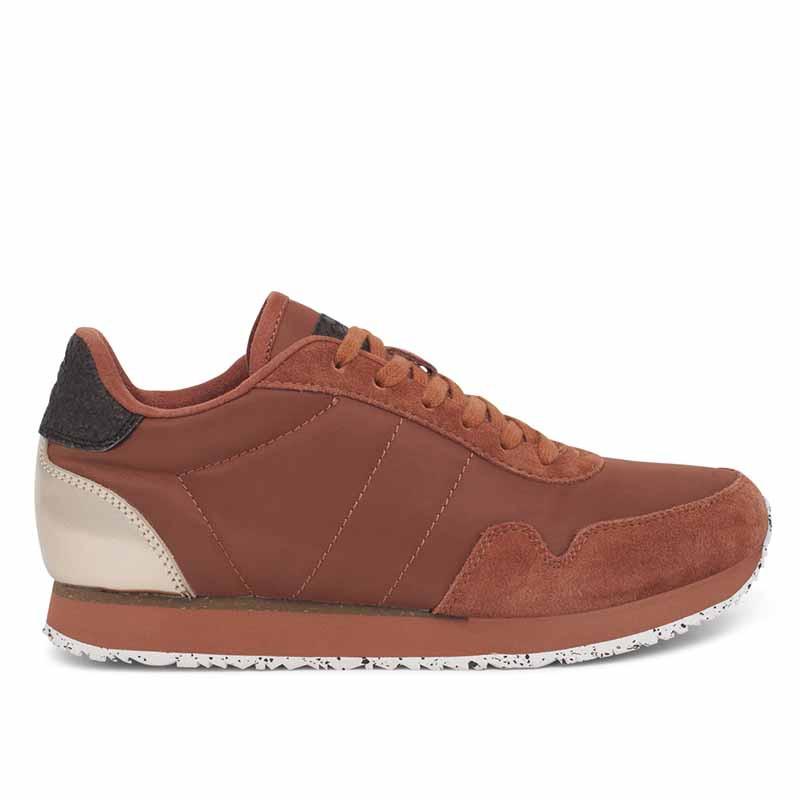 Woden Sneakers dame, Nora III, Rust woden sko dame woden sko forhandler