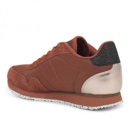 Woden Sneakers dame, Nora III, Rust woden sko dame woden sko forhandler bagside