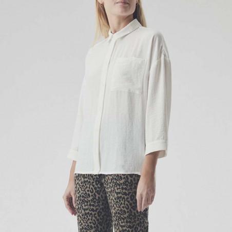 Modström Skjorte, Alexis shirt på model