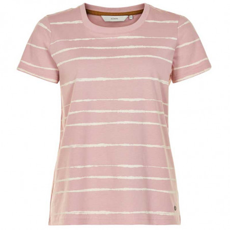 Nümph T-shirt, Nubryce, Pale Mauve Numph T-shirt med print