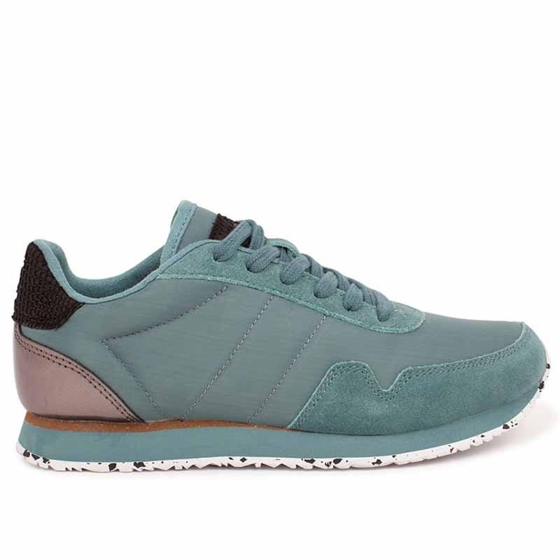 Woden Sneakers dame, Nora III, North Atlantic woden sko dame woden nora