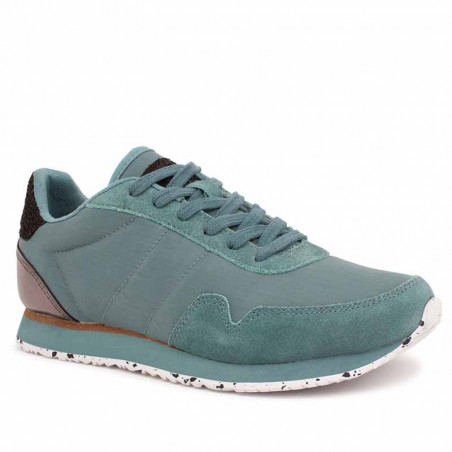 Woden Sneakers dame, Nora III, North Atlantic woden sko dame woden nora fra siden