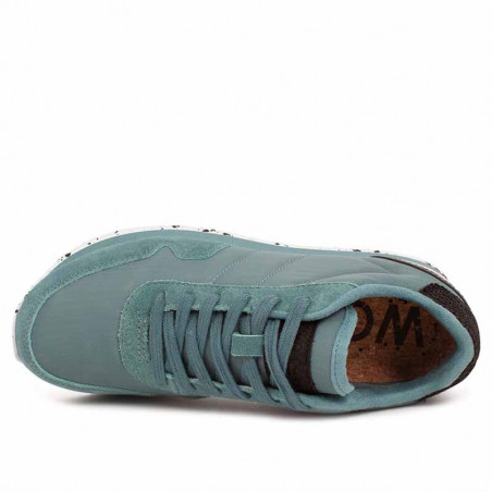 Woden Sneakers dame, Nora III, North Atlantic woden sko dame woden nora top