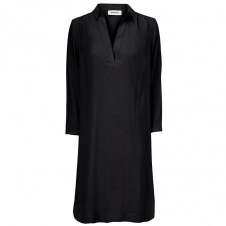 Modström Kjole, Esther Shirt, Black modstrøm kjole