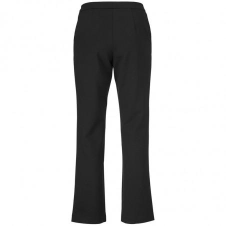 Modström Bukser, Tanny Cropped, Black modstrøm bukser bagside