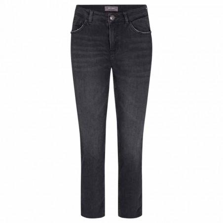 Mos Mosh Jeans, Ava, Grey, mos mosh bukser