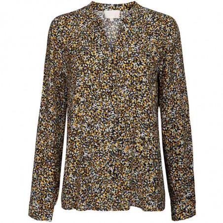 Minus Skjorte, Sapri, Golden Bloom Minus bluse