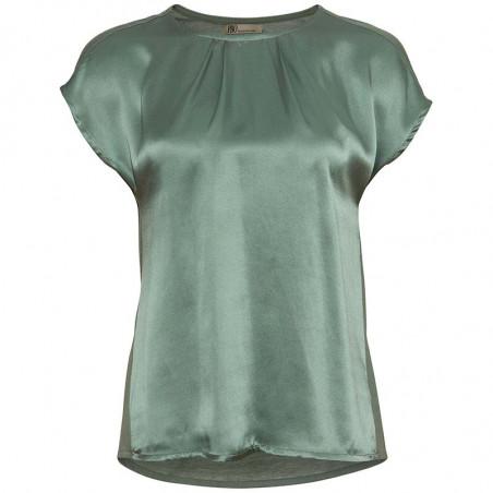 PBO Bluse, Wee, Laurel Green pbo top pbo tøj