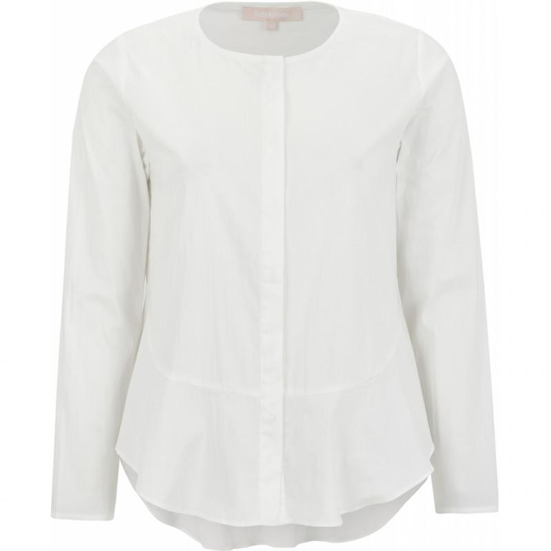 Soft Rebels Skjorte, Aimee, Snow White - Off White - skjorter dame