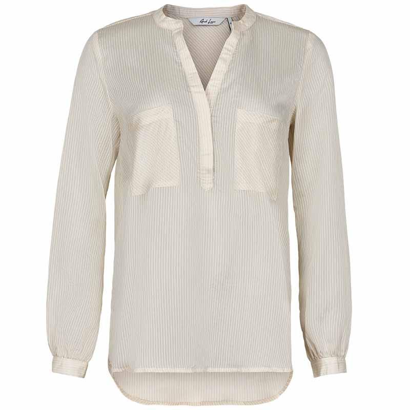 And Less Skjortebluse, Alace, Birch skjortebluse, alace skjorte