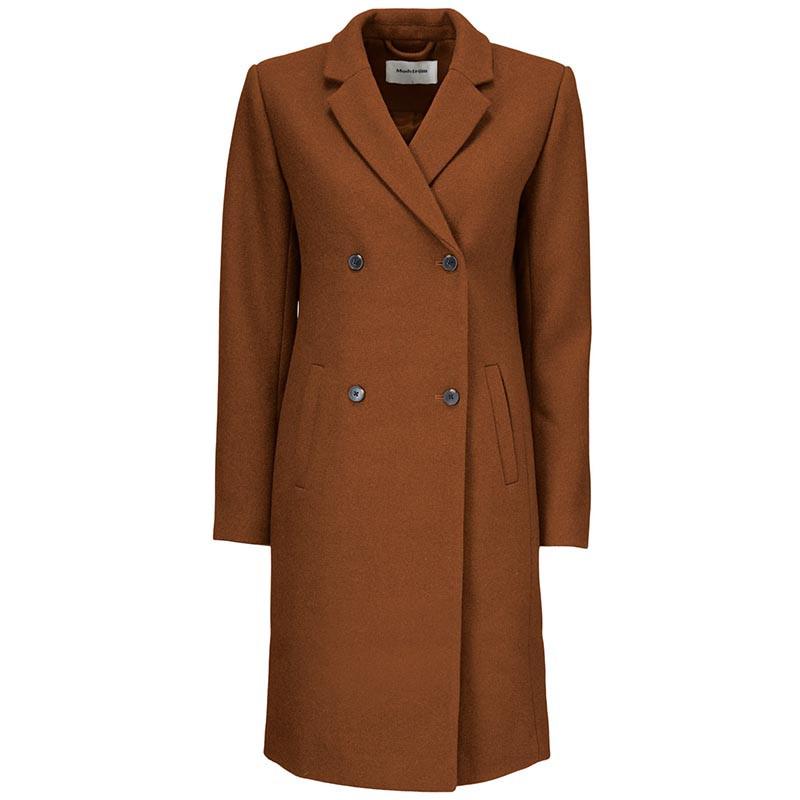 Modström Jakke, Odelia, Mocha Bisque Odelia Coat Modstrøm frakke