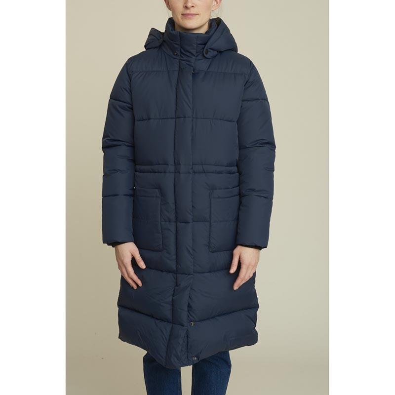 basic apparel Basic apparel jakke, dagmar, navy på superlove