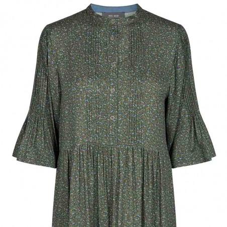 Mos Mosh Kjole, Amanda Flower Dress, Duffel Bag detalje