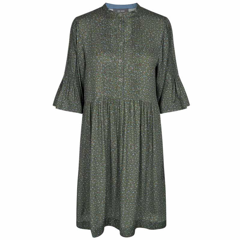Mos Mosh Kjole, Amanda Flower Dress, Duffel Bag