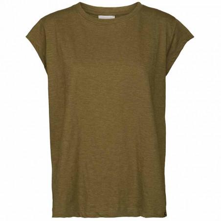 Minus T-shirt, Leti, Olive