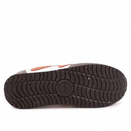 Woden Sneakers dame, Olivia II, Autumn grey/white woden sko dame woden sål