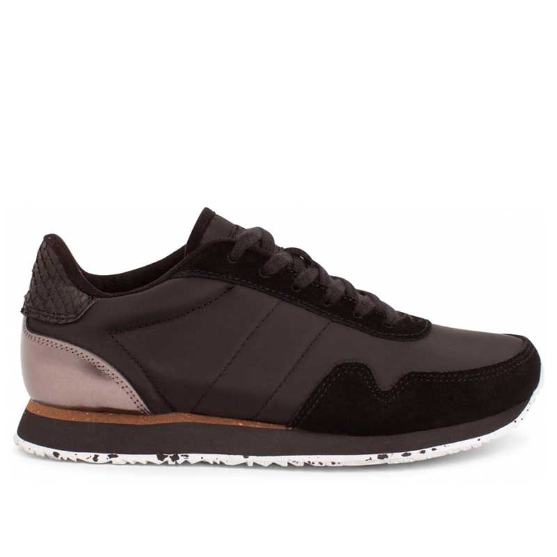 woden – Woden sneakers, nora iii, black fra superlove