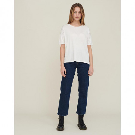 Basic Apparel T-shirt, Joline, White look