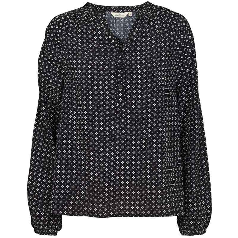 basic apparel – Basic apparel bluse, debbie, black fra superlove