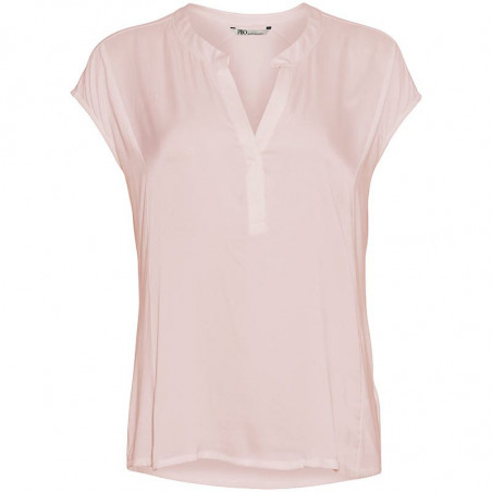 PBO Bluse, Twigs, Rosa front