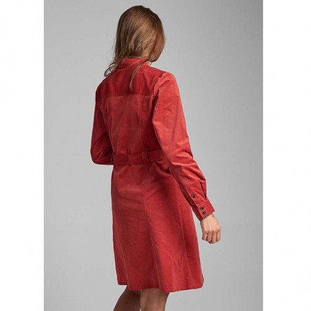 Nümph Kjole, Numaurya, Barn Red Numph kjole  bagfra