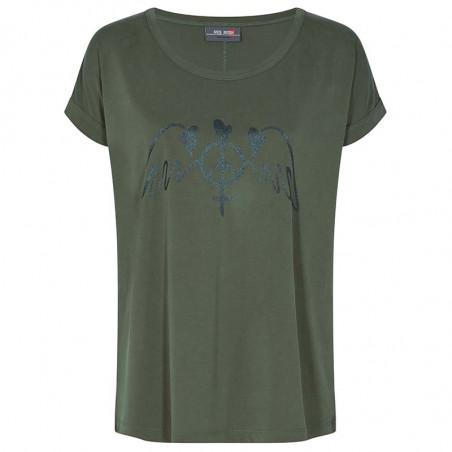 Mos Mosh T-shirt, Alba SS Tee, Duffel Bag