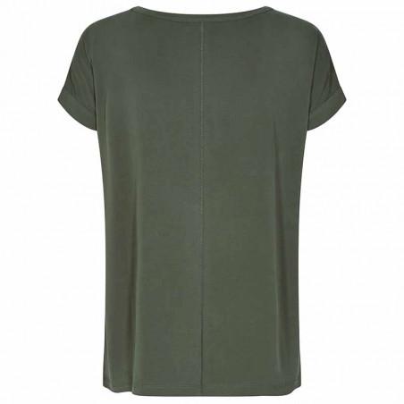 Mos Mosh T-shirt, Alba SS Tee, Duffel Bag bagfra
