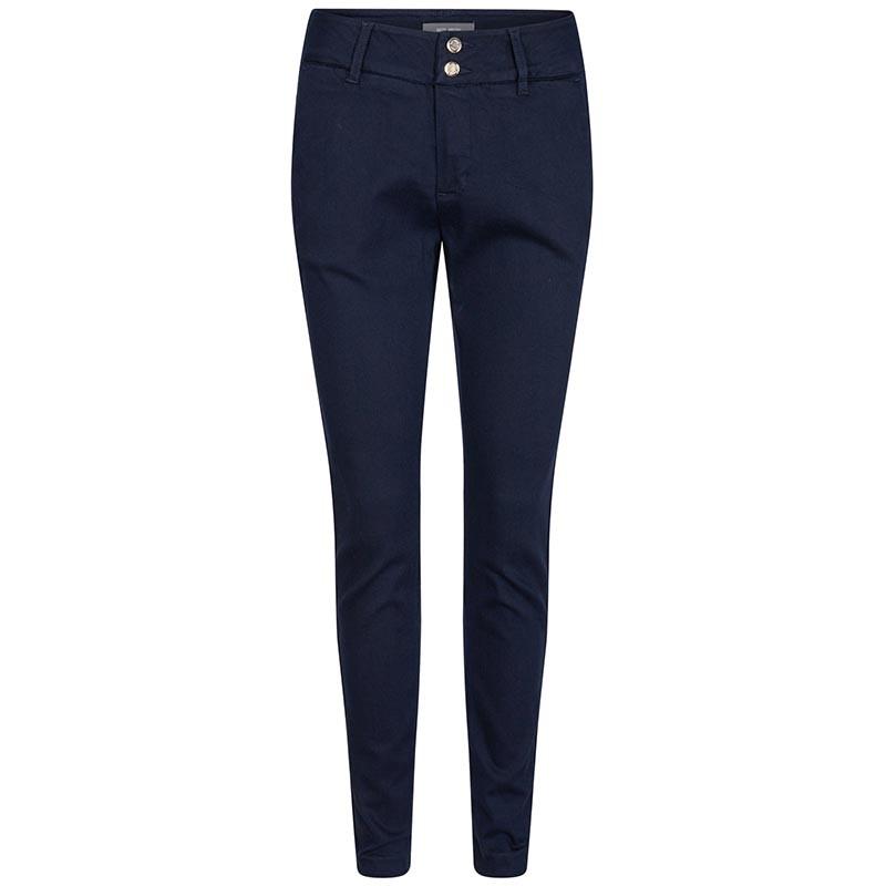 Mos Mosh Jeans, Blake DB, Dark Blue Mos Mosh bukser
