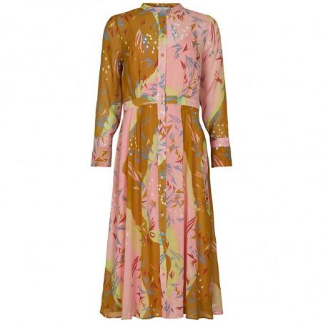 Nümph Kjole, Nukyndall Dress, Buck Brown numph kjole Nümph tøj