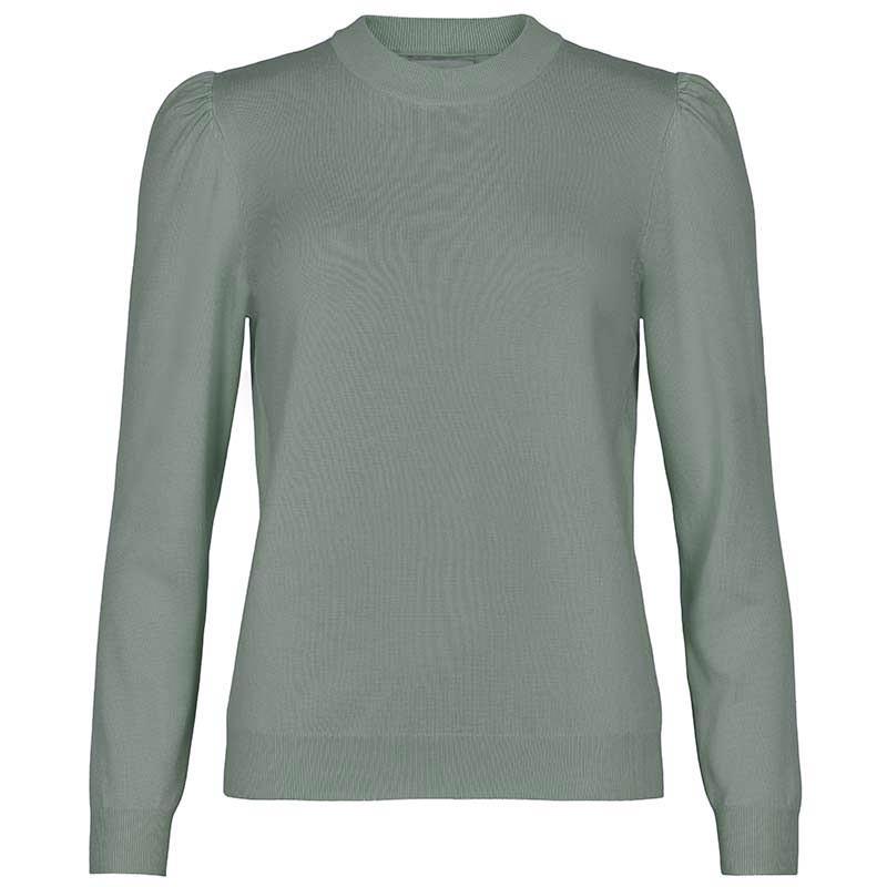 Nümph Bluse, Nubaojin, Agave Green pullover numph tøj
