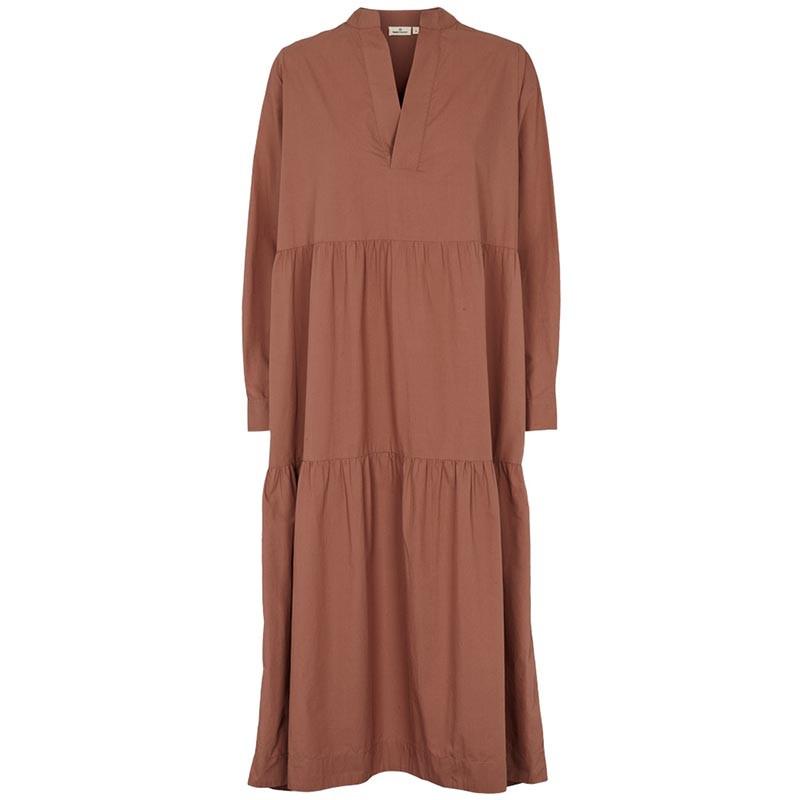 Basic Apparel Kjole, Vilde Organic Dress, Acorn Økologisk GOTS