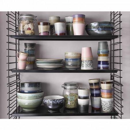 HK Living Krus, Ceramic 70's, Pink hk living dk hk living danmark keramik look
