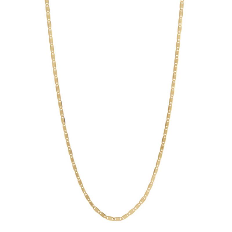 Maria Black Halskæde, Karen 70 cm, Guld Maria black smykker