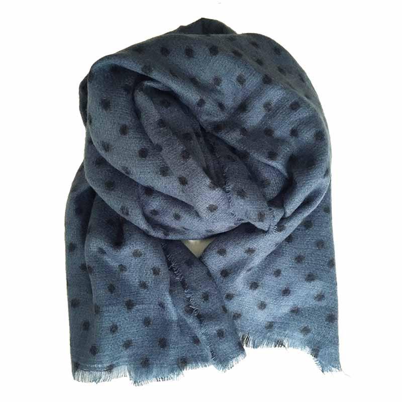 King louie tørklæde, pablo, pond blue fra king louie fra superlove