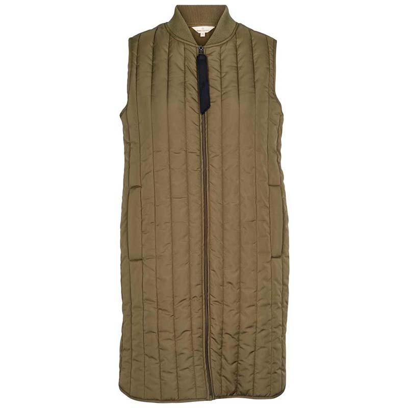 Basic Apparel Vest, Louisa jacket vest, Capers Green dame overtøj