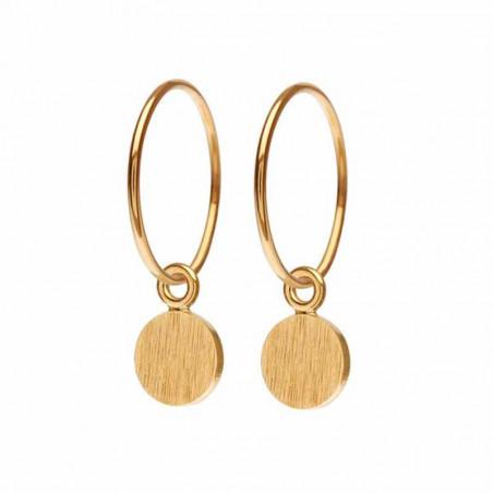 Scherning Øreringe, Spot, Gold scherning smykker scherning øreringe forhandlere
