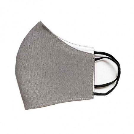 FacemaskN-mundbind-ansigtsmaske - grå comfort-maske facemask
