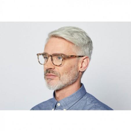 Izipizi Briller, E Reading, Light Tortoise Izipizi læsebriller unisex briller mand