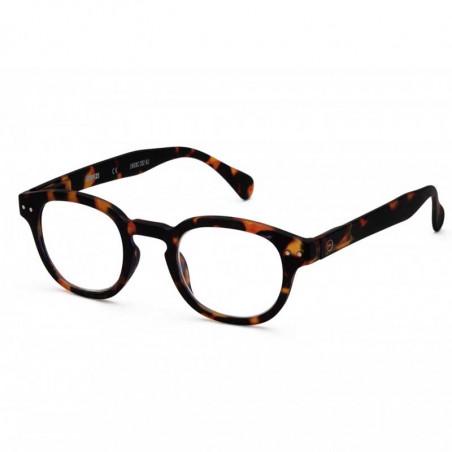 Izipizi Briller, C Reading, Tortoise Soft Izipizi unisex læsebriller