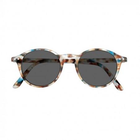 Izipizi Solbriller, D Sun, Blue Tortoise unisex briller Sun letmesee #D