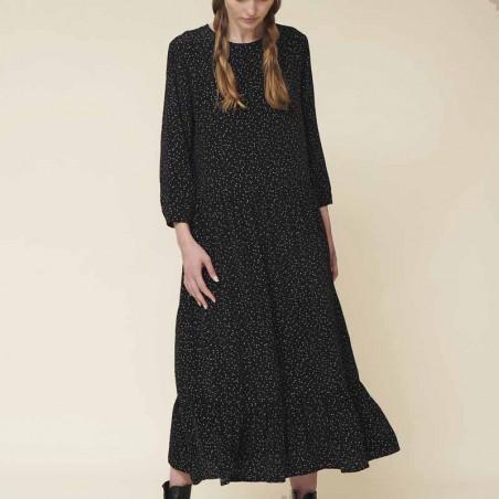 Basic Apparel Kjole, Julia, Black Basic Apparel julia dress