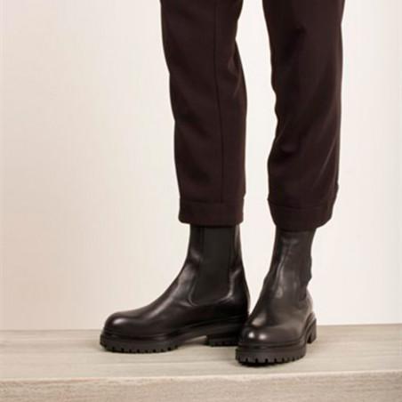 Bukela Combat Støvler, Teo, Black på model