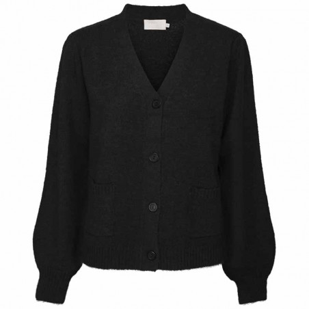 Minus Cardigan, Angie knit cardigan, Black Minus fashion